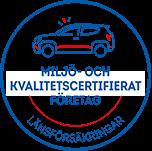TS Bilservice är Miljö- och Kvalitetscertifierat Företag - Länsförsäkringar